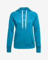 Under Armour Rival Fleece Metallic Pulover