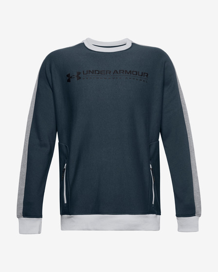 Under Armour Rival Fleece AMP Crew Pulover
