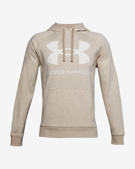 Under Armour Rival Fleece Big Logo Pulover