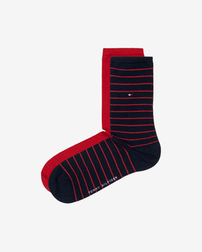 Tommy Hilfiger Small Stripe Sock Nogavice 2 para