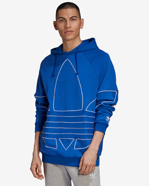 adidas Originals Big Trefoil Outline Pulover