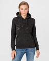 SuperDry Tonal Embossed Pulover
