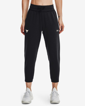 Under Armour Project Rock Terry Crop Spodnji del trenirke