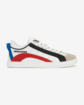 DSQUARED2 Lace-Up Low Top Superge