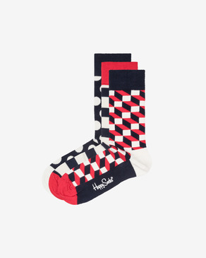 Happy Socks Stripe Nogavice 3 para