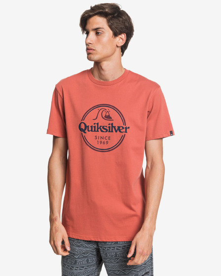 Quiksilver Words Remain Majica