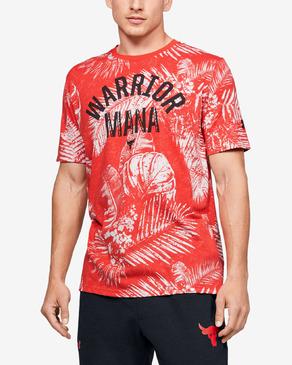 Under Armour Project Rock Aloha Camo Majica