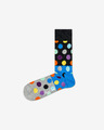 Happy Socks Big Dot Block Nogavice