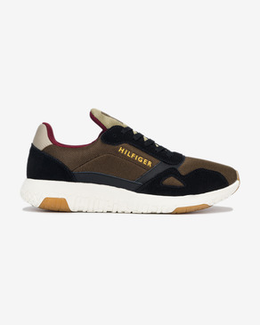 Tommy Hilfiger Runner Modern Mix Monochrome Sneakers