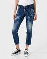 DSQUARED2 Jennifer Cropped Kavbojke