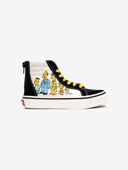Vans The Simpsons Sk8-Hi 1987-2020 Otroške superge
