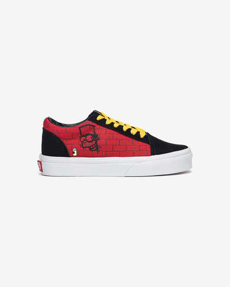 Vans The Simpsons Old Skool El Barto Otroške superge