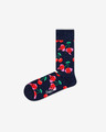 Happy Socks Cherry Dog Nogavice